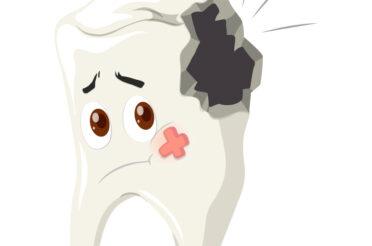 Il recupero di denti e gengive lesionate